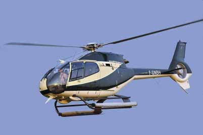 Initiation pilotage hélicoptère EVG Paris