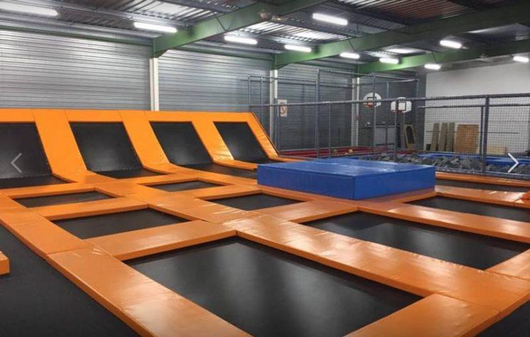 Parc à trampolines EVG Paris