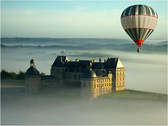 vol en montgolfière pour spécial EVG