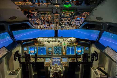 simulateur de vol special EVG Paris