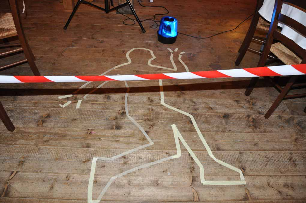 Murder party spécial EVG
