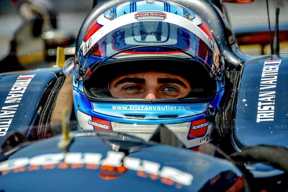 Pilote d'essai de voitures de course EVG Paris
