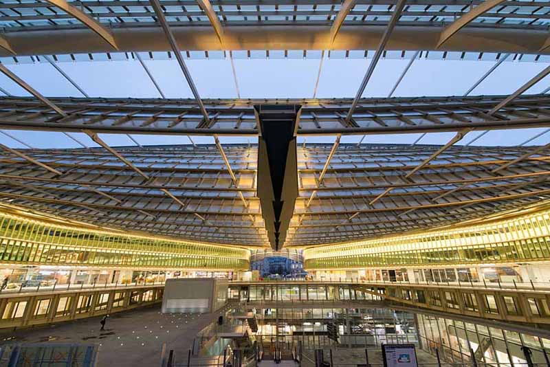 Soirée EVG paris et activités expédition forum des halles