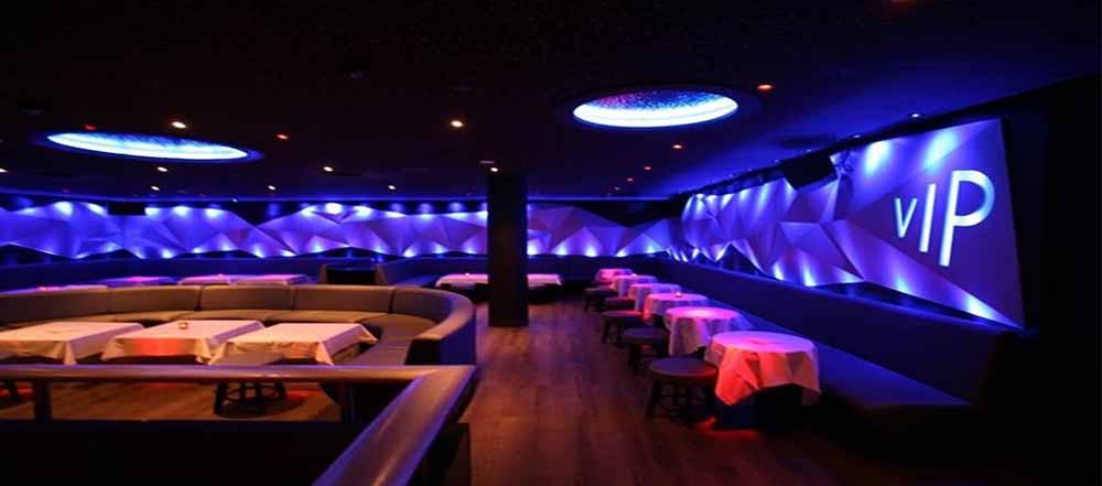 Restaurant et discothèque la magie du duplex pour EVG Paris