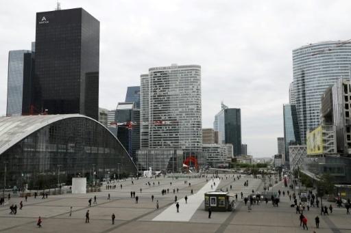 EVG La Défense enterrement de vie de garçon à Paris