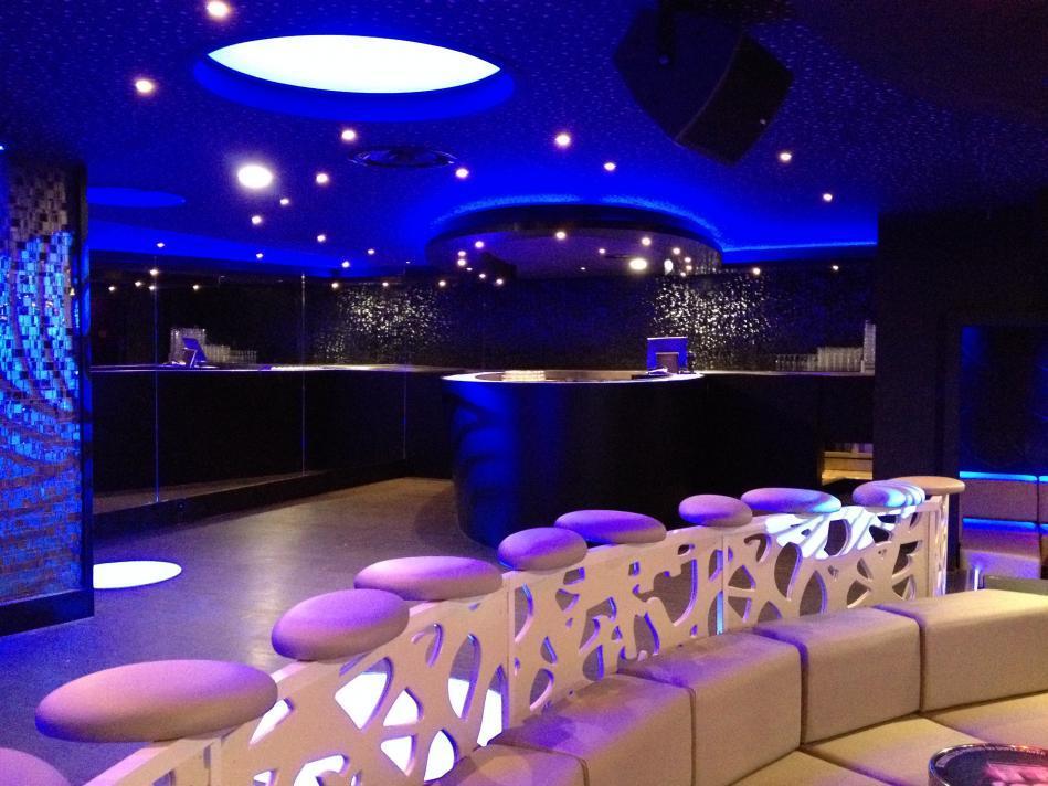 le strass soirée clubbing et EVG Paris