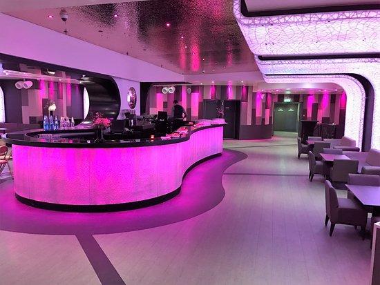 restaurant du Duplex le Vogue spécial EVG Paris