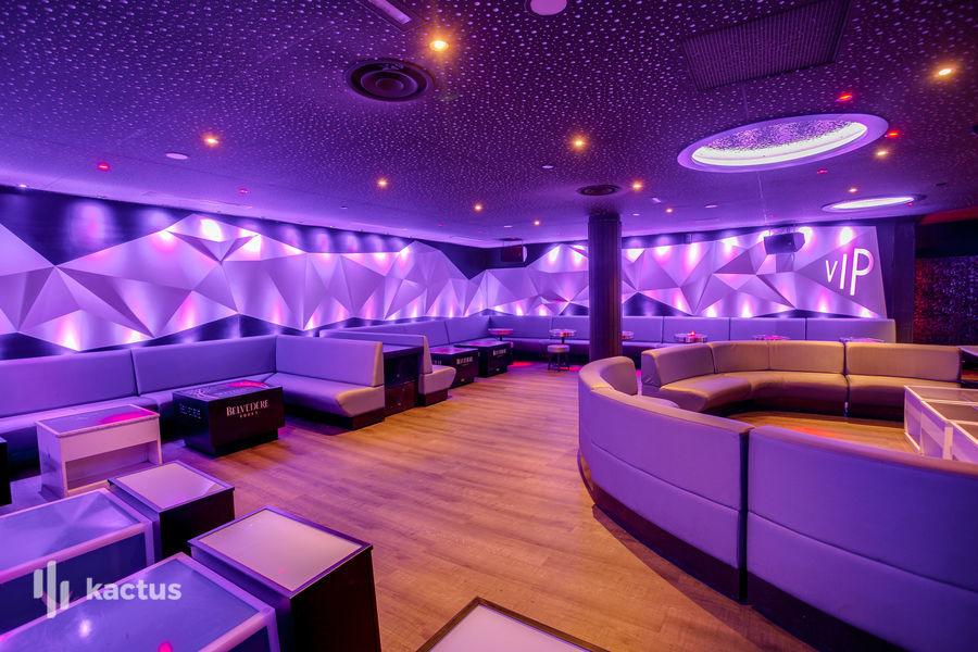 salon VIP au Duplex