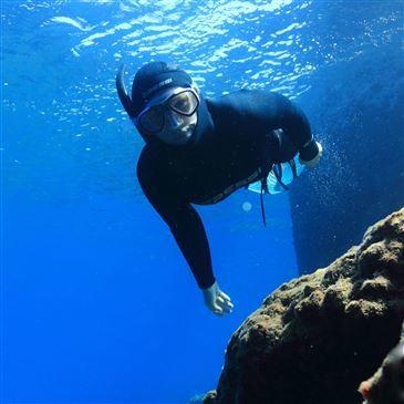 plongée sous marine EVG et chasser au trésor