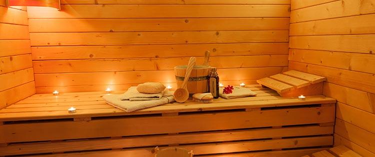 Session hammam et sauna enterrement de vie de garçon