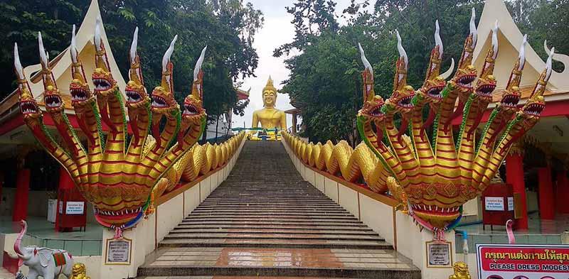 week end à l'étranger pour un enterrement de vie de garçon Thaïlande