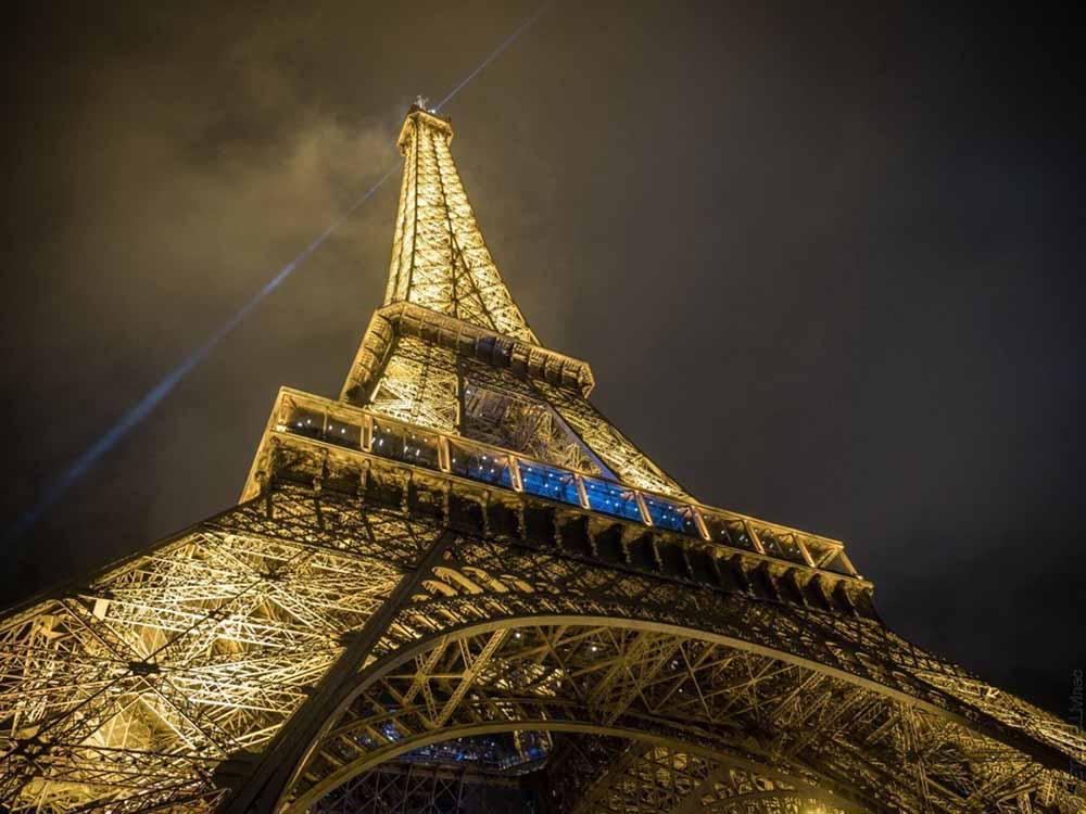 Tour Eiffel tour spécial EVG Paris